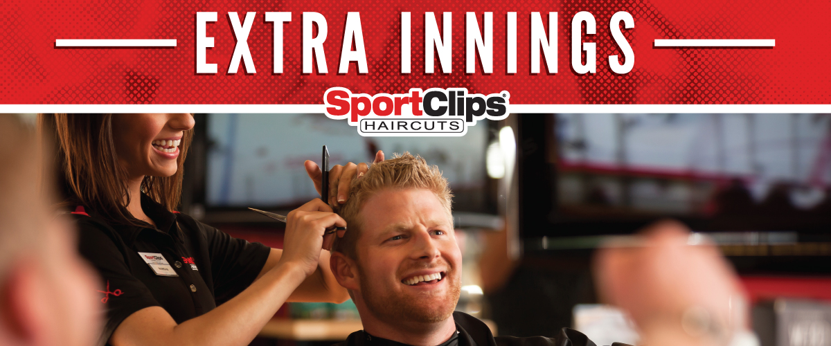 The Sport Clips Haircuts of Dallas - Old Town Extra Innings Offerings