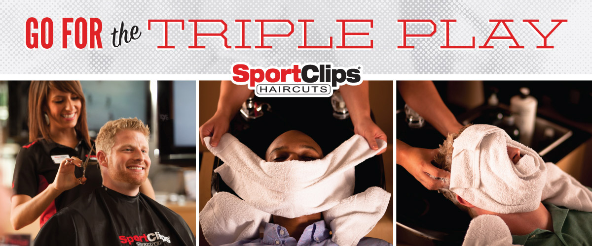 The Sport Clips Haircuts of Dallas - Old Town Triple Play